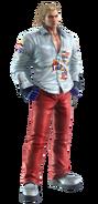 Steve Fox - Full-body CG Art Image - Tekken 6