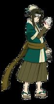 Haku's shinobi attire