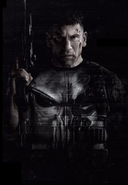 Punisher 2017 Character Poster Textless