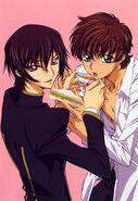 Suzaku and lelouch2