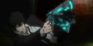 Shinya Kogami- Combat Mode