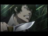 Shinya Kogami- Angry