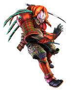 Yoshimitsu Tekken 5 DR Render