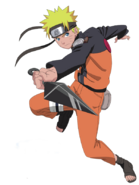 Naruto Uzumaki (Part II)