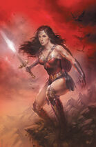 Wonder Woman Vol 1 750 Scorpion Comics Lucio Parrillo Virgin Variant