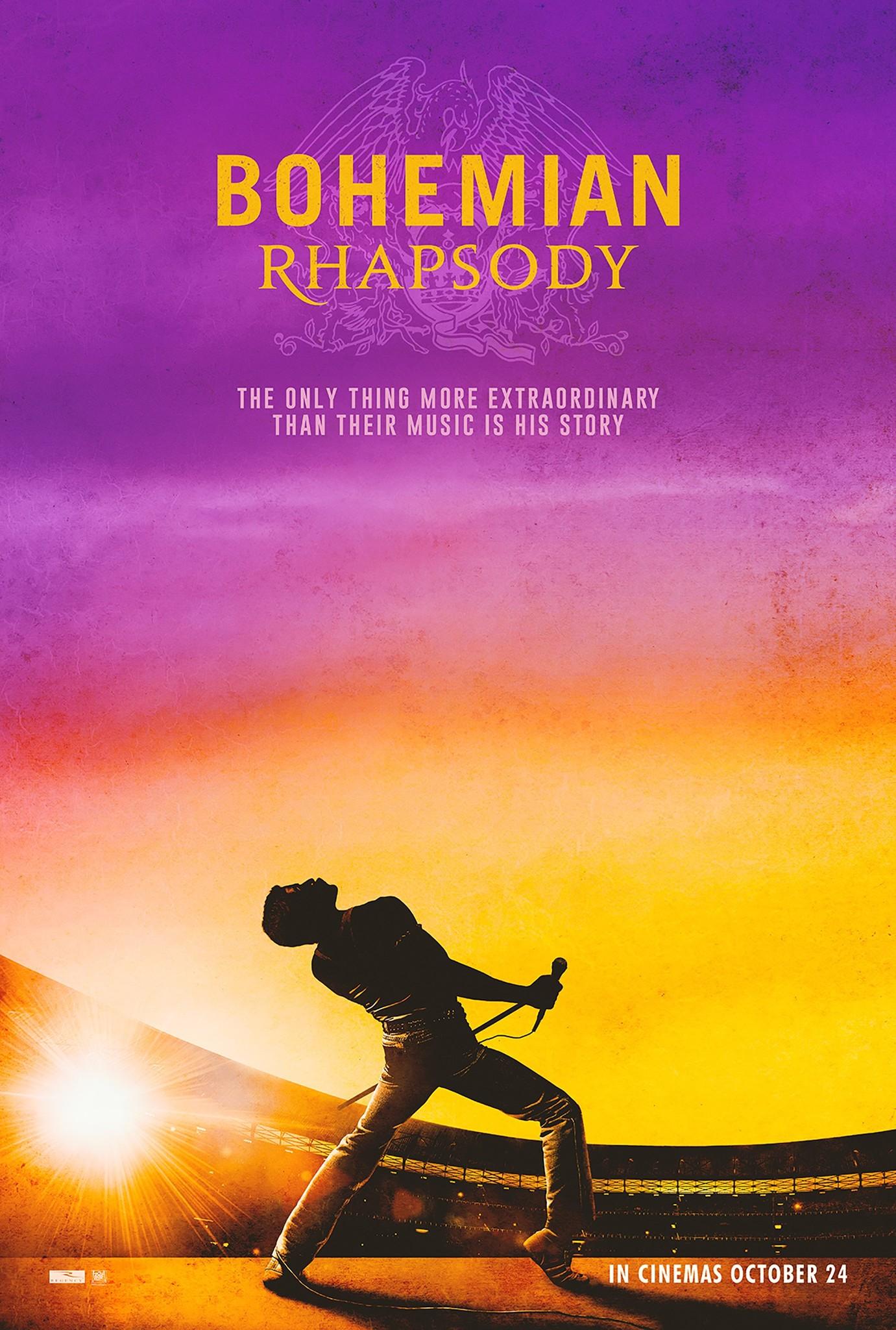 Bohemian Rhapsody Film Gesang