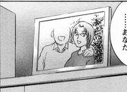 Egawa and her late husband