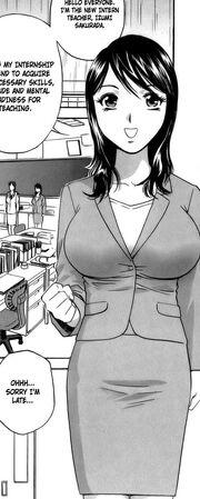 Izumi Sakurada