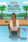 BoJack Horseman S1 poster large