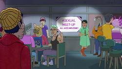 S4E03 Asexual meet up