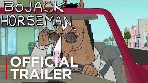 BoJack Horseman Season 5 Official Trailer HD Netflix