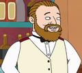 Herb Elefante Bartender closeUp