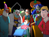 Clown Dentists