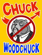 S4E01 Chuck Woodchuck poster