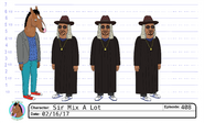 S4E08 Sir Mix A Lot Model Sheet
