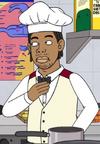 Elefante Waiter promoted Chef