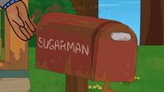 Sugarman mailbox depleted