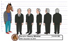 HenryWinklerModelsheet