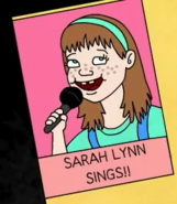 Sarah Lynn Sings!!
