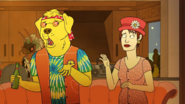 Mr. Peanutbutter's Boos 236
