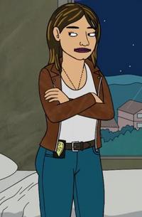 Gina Cazador