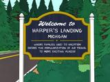 Harper's Landing, Michigan
