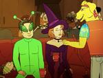 Mr. PB Halloween