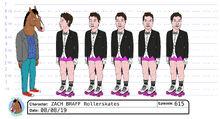 ZACHBRAFF RollerskatesModelSheet