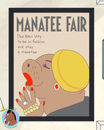 Manatee Fair poster 2