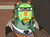 Professor Thistlethorpe
