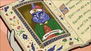 S4E08 King PussPuss Illustration