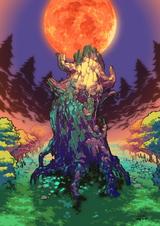 Dead Solar Tree