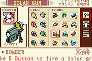 Boktai 3 Sabatas Counterattack - Bomber 0