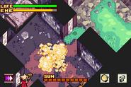 Boktai 3 Bomber Shot