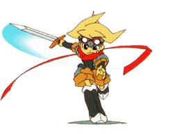 Django Sword Moves