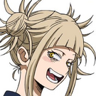 Himiko Toga Anime Portrait