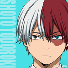 Shouto Todoroki Portrait