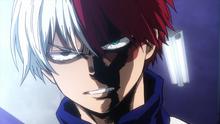 Shoto arrabbiato