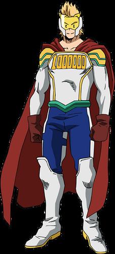 Costume da Hero