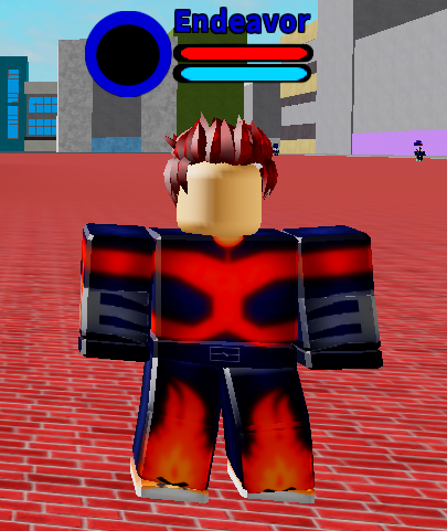 Endeavor | Boku No Roblox:Remastered Wiki | FANDOM powered
