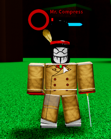 Mr Compress Boku No Roblox Remastered Wiki Fandom