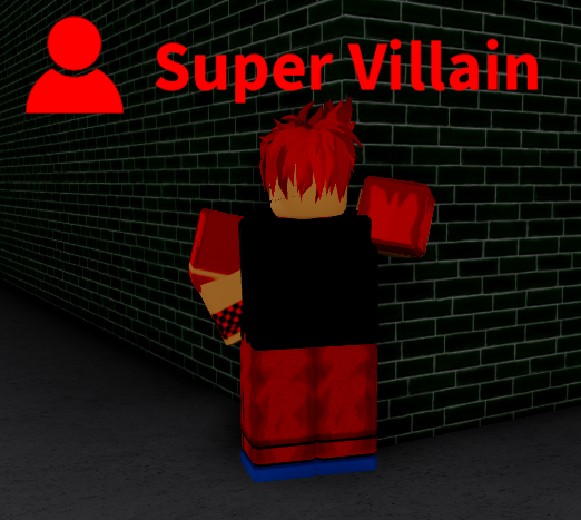 Super Villain | Boku No Roblox:Remastered Wiki | Fandom