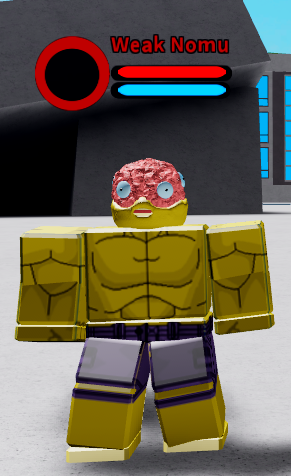 Weak Nomu | Boku No Roblox:Remastered Wiki | FANDOM ...