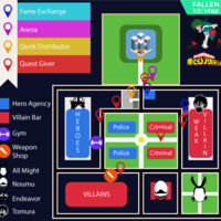 Arena Boku No Roblox Remastered Wiki Fandom