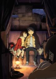Boku dake ga Inai Machi Anime Visual 02
