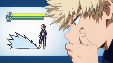 Katsuki analizando