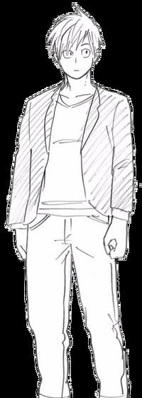 Masaki Mizushima Profile