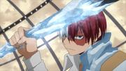 Shoto detiene un ataque