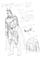Toshinori's Bronze Age draft