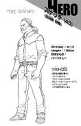 Volume 18 Sajin Higawara Profile